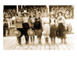 Seven Cowgirls