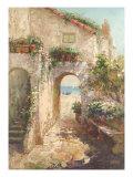 Bernazza Arch