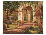Arch Courtyard I