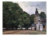 La Chapelle De Notre-Dame De Grace  Honfleur