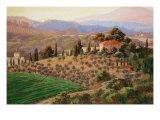 Glint of Tuscan Sun