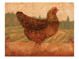 Tuscan Hen I
