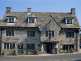 Bankes Arms Hotel at Corfe in Dorset  England  United Kingdom  Europe
