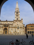 Cathedral  Modena  UNESCO World Heritage Site  Emilia Romagna  Italy  Europe
