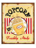 Popcorn Freshly Made