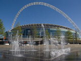 New Stadium  Wembley  London  England  United Kingdom  Europe