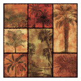 Palm Patchwork I