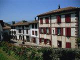 St Jean Pied De Port  Pays Basque  Aquitaine  France  Europe