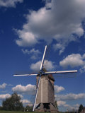 Windmill at Lille  Nord Pas De Calais  France  Europe
