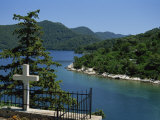 National Park  Mljet Island  Dalmatia  Croatia  Europe