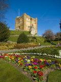 Guildford Castle  Guildford  Surrey  England  United Kingdom  Europe