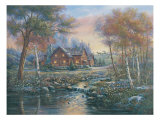 Luminescent Brook