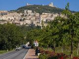 Assisi  Umbria  Italy  Europe