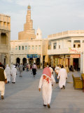 Souk Waqif  Doha  Qatar  Middle East