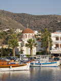 Elounda  Crete  Greece  Europe