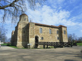 Colchester Castle  the Oldest Norman Keep in the UK  Colchester  Essex  England  UK