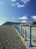 Bray Promenade and Beach Towards Bray Head  Bray  County Dublin  Republic of Ireland