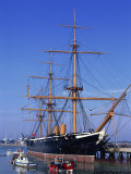 Hms Warrior  Portsmouth  Hampshire  England  United Kingdom  Europe