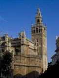 Cathedral  Seville  Andalucia  Spain  Europe