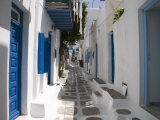 Chora  Mykonos  Cyclades  Greek Islands  Greece  Europe