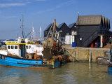 Port  Whitstable  Kent  England  United Kingdom  Europe