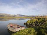 River Dovey  Glandyfi  Ceredigion  Dyfed  Wales  UK