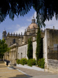 Cathedral  Jerez De La Frontera  Andalucia  Spain  Europe