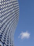 Detail  Selfridges Shop  Bullring Shopping Centre  Birmingham  England  United Kingdom  Europe