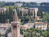 View of Verona  Veneto  Italy  Europe