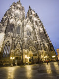 Cathedral  UNESCO World Heritage Site  Cologne  Germany  Europe