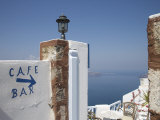 Santorini  Cyclades  Greek Islands  Greece  Europe