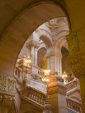 Million Dollar Staircase  State Capitol Building  Albany  New York State  USA