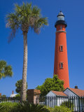 Ponce Inlet Lighthouse  Daytona Beach  Florida  United States of America  North America
