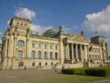 Reichstag Parliament Building  Berlin  Germany  Europe
