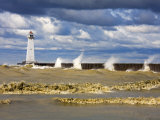 Sodus Outer Lighthouse  Sodus Point  Greater Rochester Area  New York State  USA