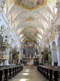St Emmeram's Church  Regensburg  Bavaria  Germany  Europe