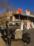 General Store and Route 66 Museum  Hackberry  Arizona  United States of America  North America