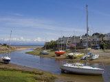 River Soch Estuary  Abersoch  StTudwals Road  Llyn Peninsula  Gwynedd  North Wales  Wales  UK