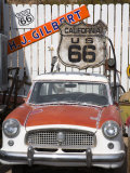 Memorabilia  Route 66 Motel  Barstow  California  United States of America  North America