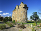 Claypotts Castle  Broughty Ferry  Near Dundee  Highlands  Scotland  United Kingdom  Europe