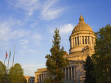State Capitol  Olympia  Washington State  United States of America  North America