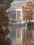 Crystal Palace  Retiro Park  Madrid  Spain  Europe