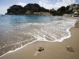 Mazzaro Beach  Taormina  Sicily  Italy  Mediterranean  Europe