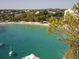 Cala En Porter Beach  Menorca  Balearic Islands  Spain  Mediterranean  Europe