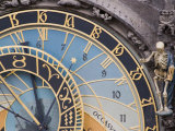 Astronomical Clock  Town Hall  Old Town Square  Old Town  Prague  Czech Republic  Europe