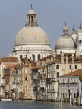 Santa Maria Della Salute  Grand Canal  Venice Unesco World Heritage Site  Veneto  Italy  Europe