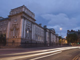 Trinity College in the Early Evening  Dublin Republic of Ireland  Europe