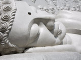 Reclining Buddha at Long Son Pagoda  Nha Trang City  Vietnam  Indochina  Southeast Asia