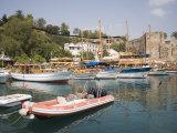 Old Harbour  Antalya  Anatolia  Turkey Minor  Eurasia