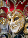 Venetian Mask  Venice  Veneto  Italy  Europe